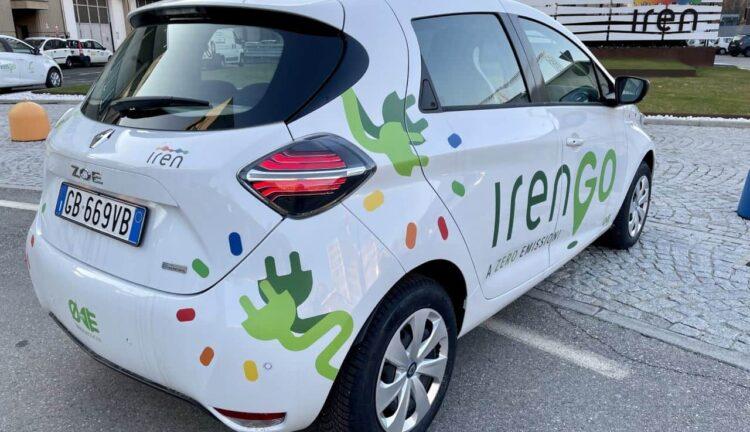 Iren sceglie Renault per la flotta elettrica