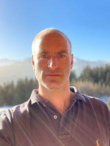 Mattia Castiglioni fondatore di T-Events