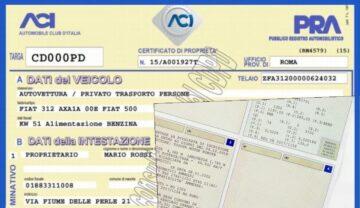 Documento unico di circolazione