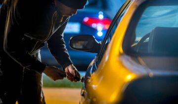 Ricerca Viasat sui furti d'auto