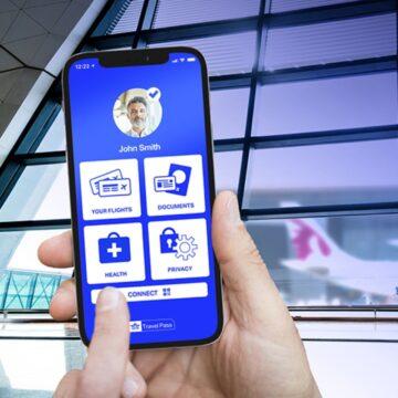 app travel pass di IATA