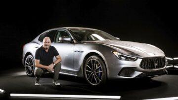 l'elettrificazione di Maserati