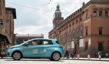 Car sharing elettrico Renault