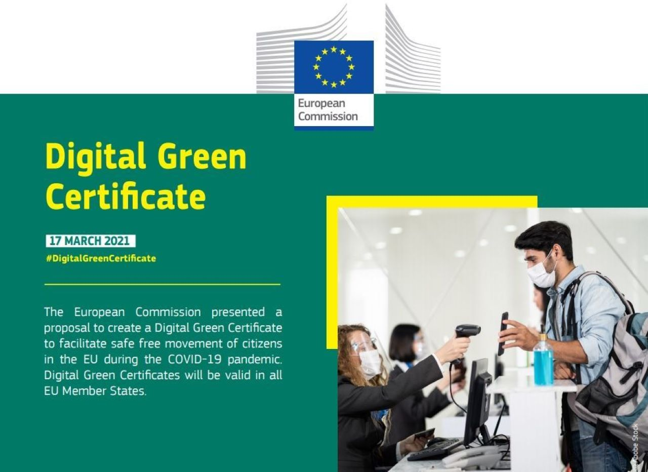 Digital Green Pass