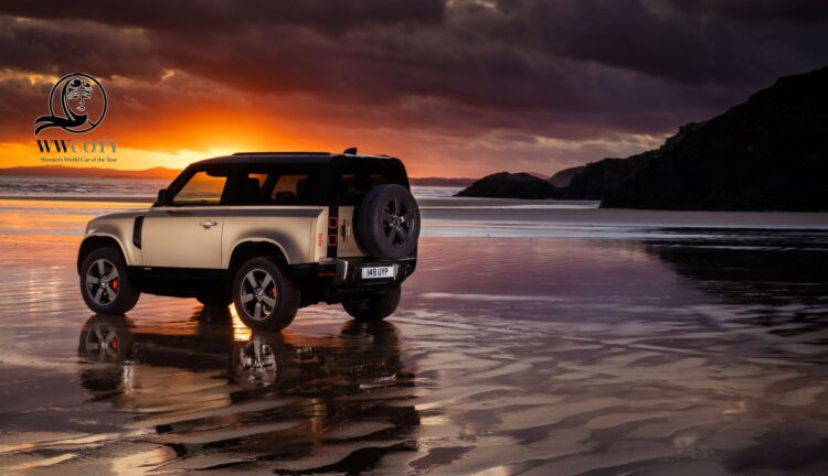 land rover defender WWCOTY