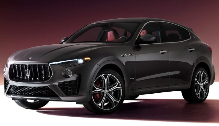Leasys e Maserati