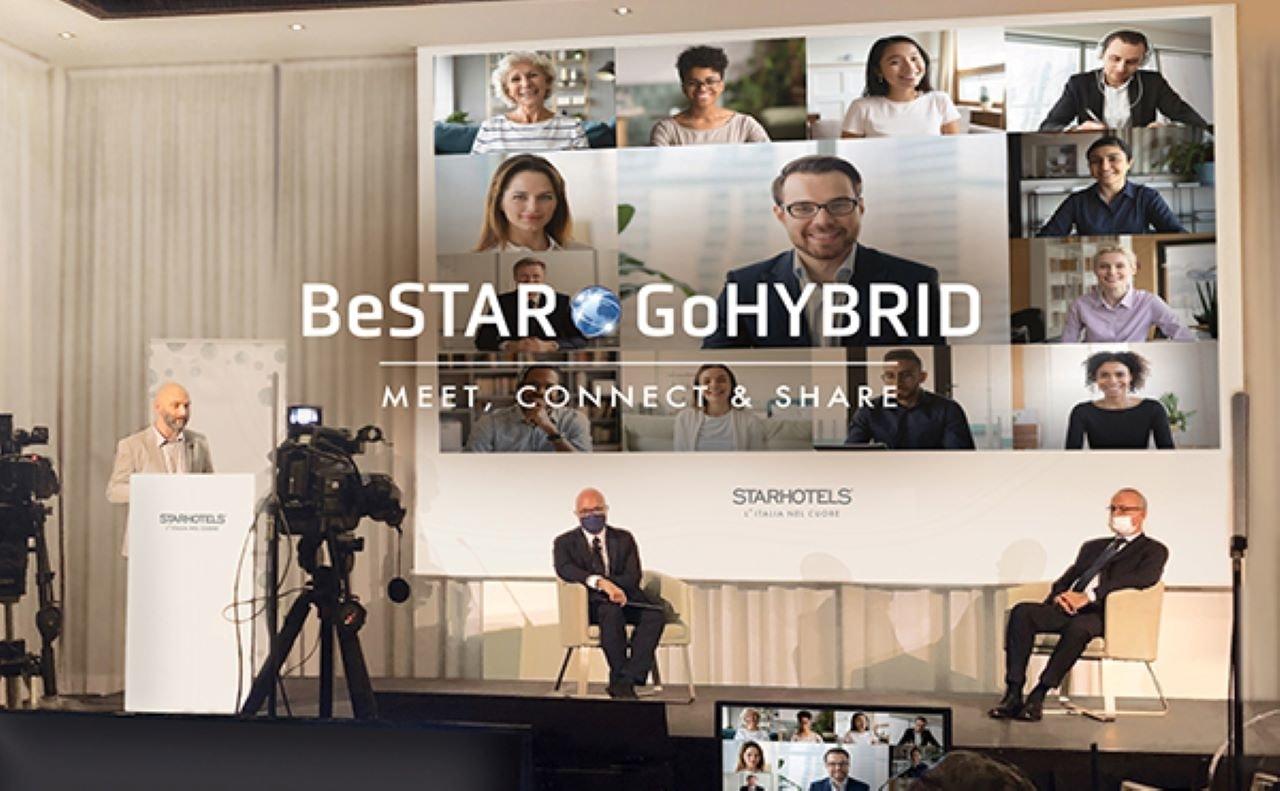 meeting ibridi negli alberghi Starhotels