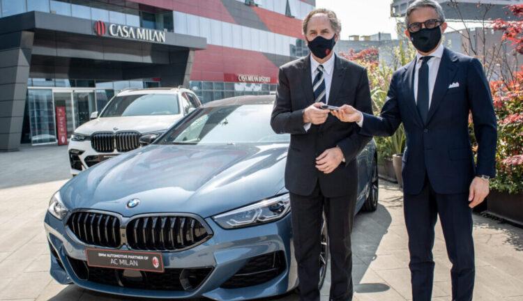 milan guida flotta BMW