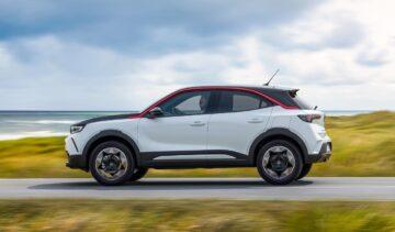 Nuova versione della Opel Mokka