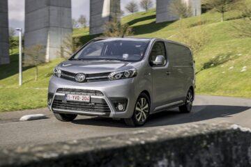 Toyota Proace elettrico