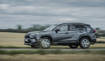 Nuova Toyota Rav 4 Plug in Hybrid