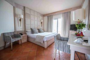 Una deluxe room del resort Oasi di Kufra