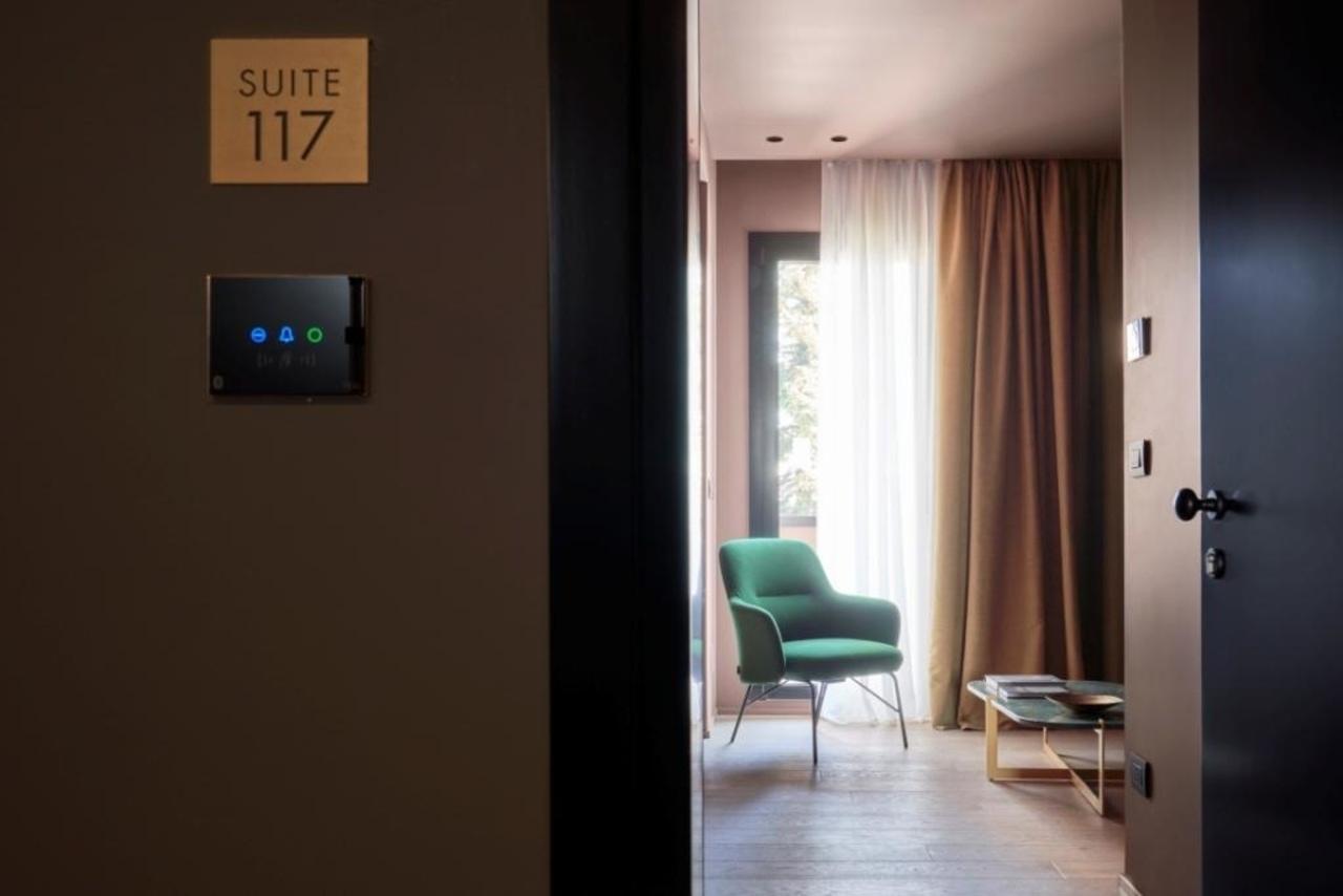Una nuova junior suite dell'Executive Spa Hotel