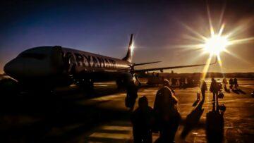 traffico aereo in italia 2020