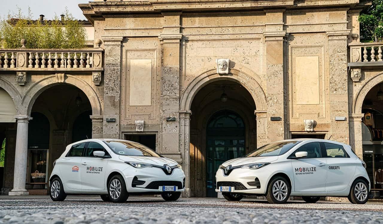 Car sharing Renault