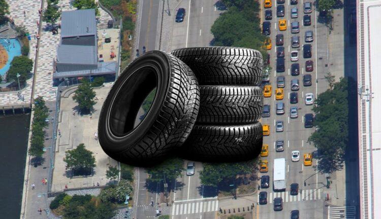 Etichettatura dei pneumatici