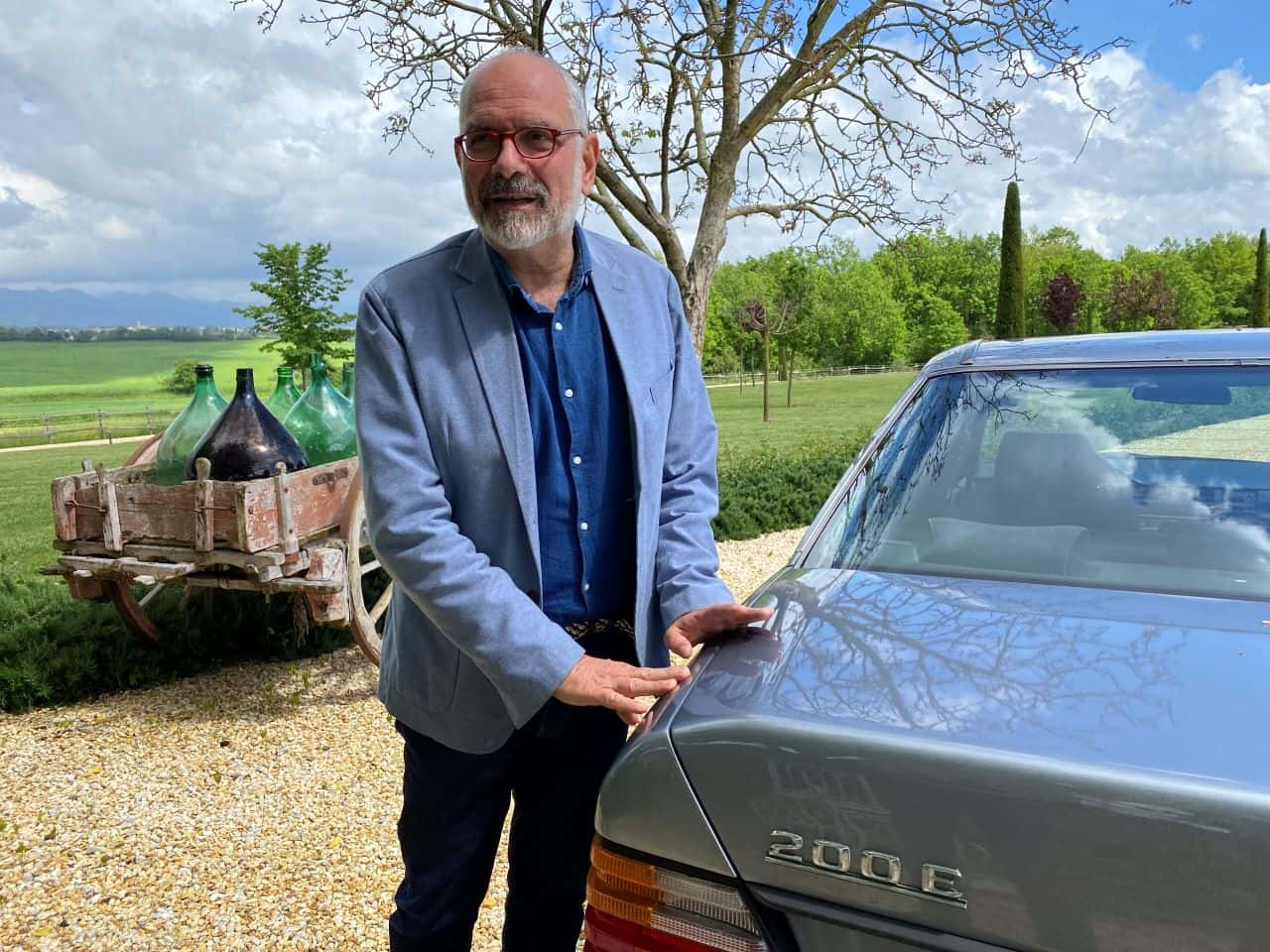 Eugenio Blasetti, media relations di Mercedes-Benz Italia