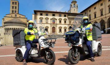 sifà arma la flotta green di poste italiane