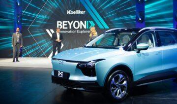 Auto elettriche Koelliker