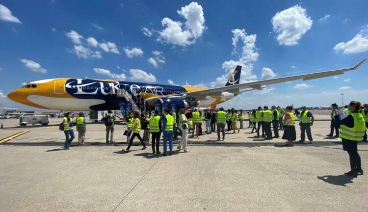 Luke Air Airbus 330