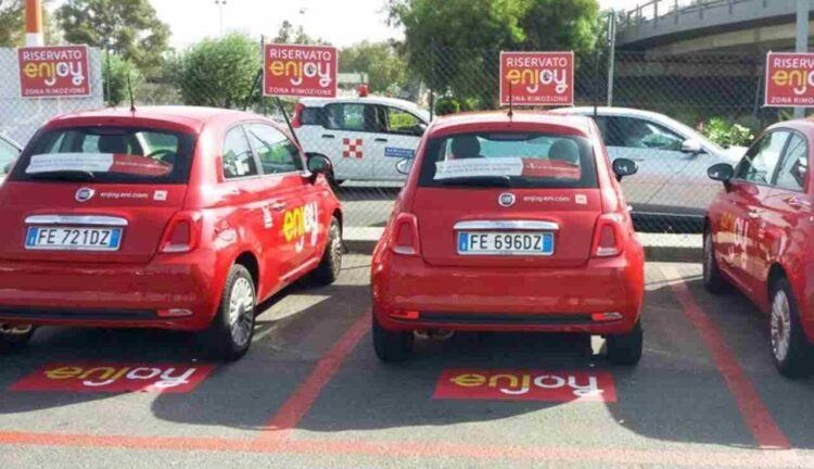 Tecnologie car sharing