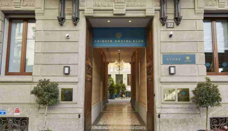 ariosto social club