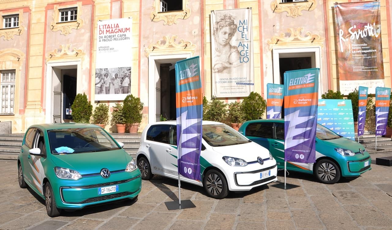 Car sharing Genova