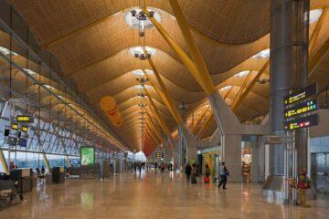 aeroporto madrid barajas