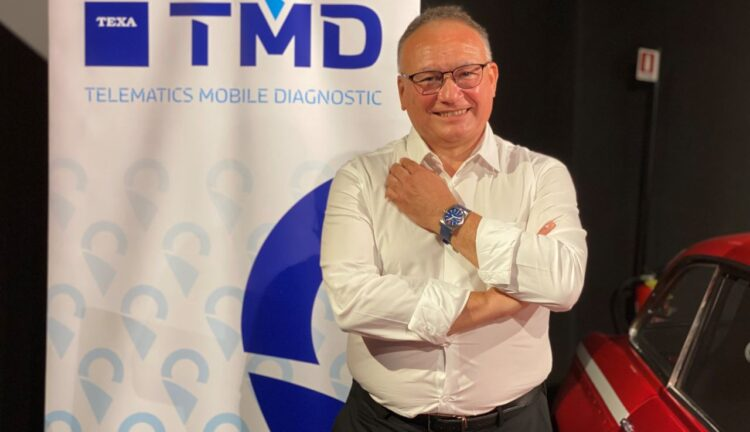 Texa TMD telematica flotte