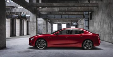 Maserati model year 2022