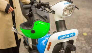 Scooter sharing per aziende