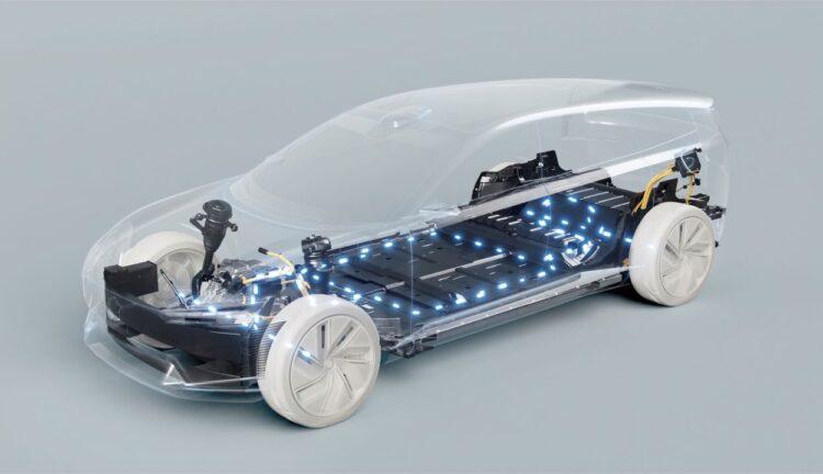 auto elettriche Volvo