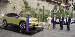 Volkswagen Enel X joint venture