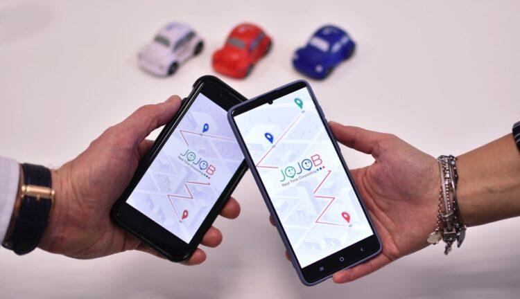 App carpooling aziendale