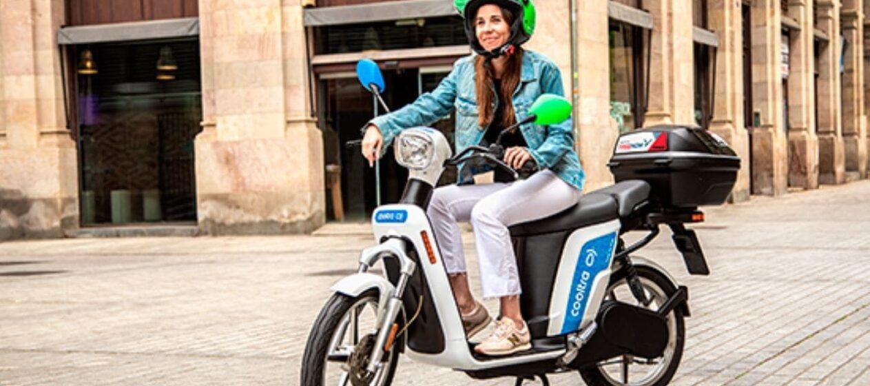 Bizaway business travel scooter