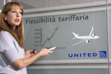 Flessibilità tariffaria United