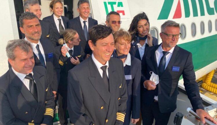ITA decolla il 15 ottobre