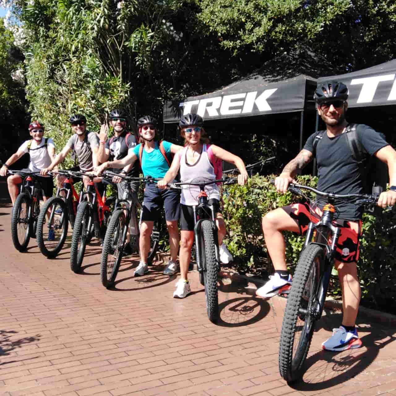incentive tour in e-bike