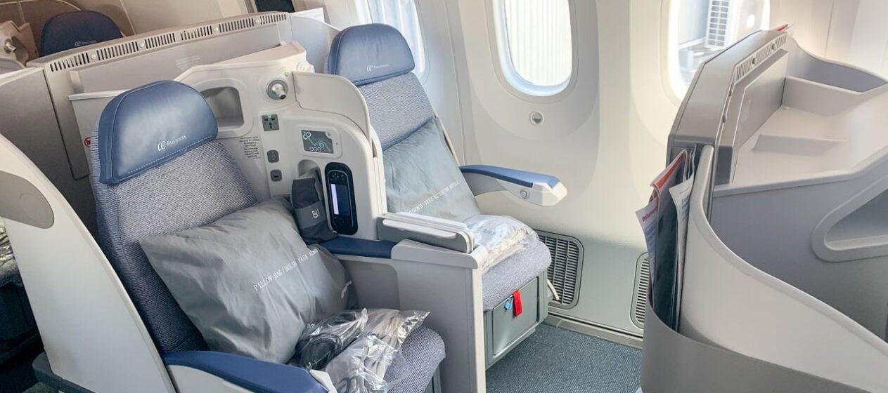 Air Europa vola in America