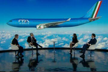 ITA airways compagnia bandiera italiana