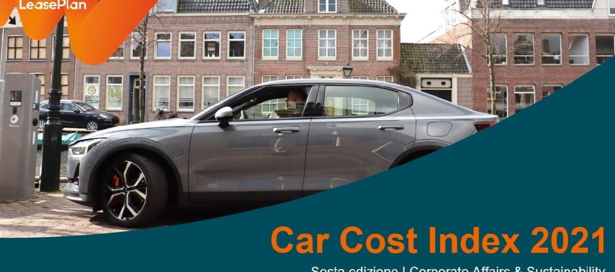Car Cost Index 2021