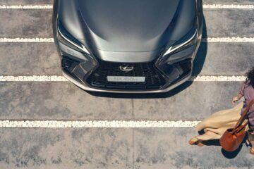 Nuovo Suv Lexus NX ibrido plug in