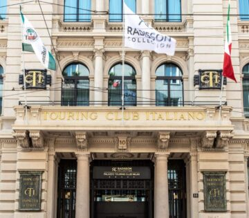 Radisson Palazzo Touring Milano