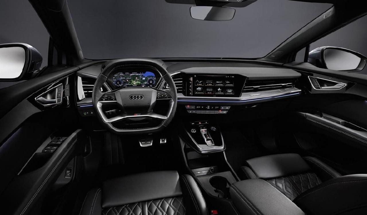 Suv elettrico compatto Audi